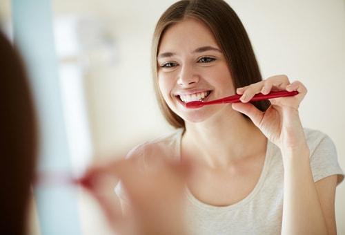 higienia jamy ustnej
